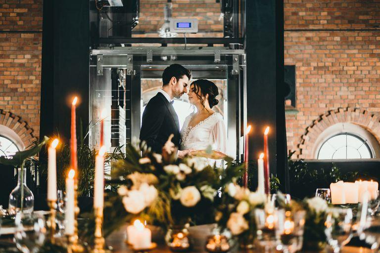 Sesja ślubna w stylu Modern Glam 34